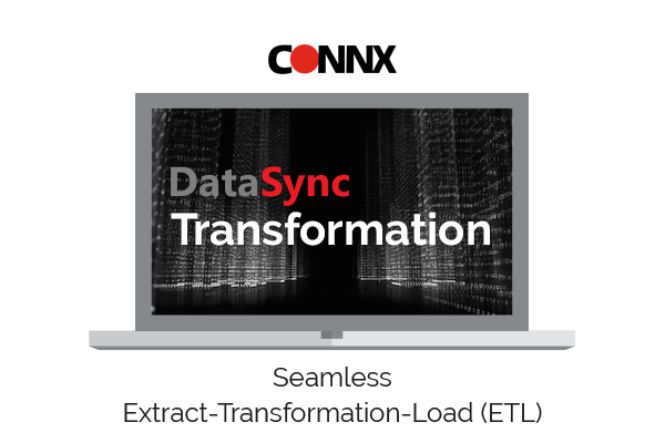 CONNX DataSync Transformation